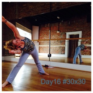 #30x30 Day 16: Power Triangle